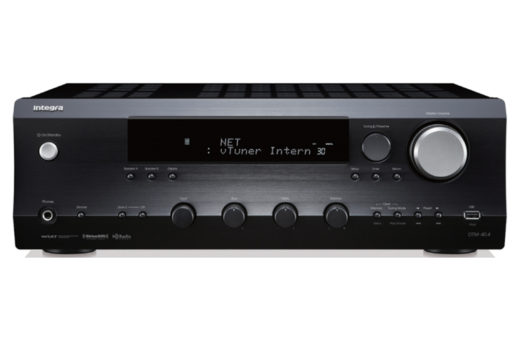 Integra DTM-40.4 100 W Per Channel Stereo Receiver