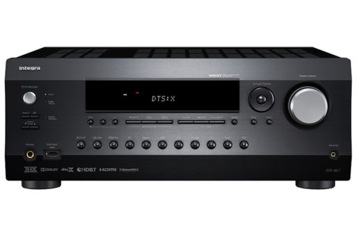 Integra DTR-40.7 DTR-30.7 4K 7.2 Channel Surround Sound Receivers