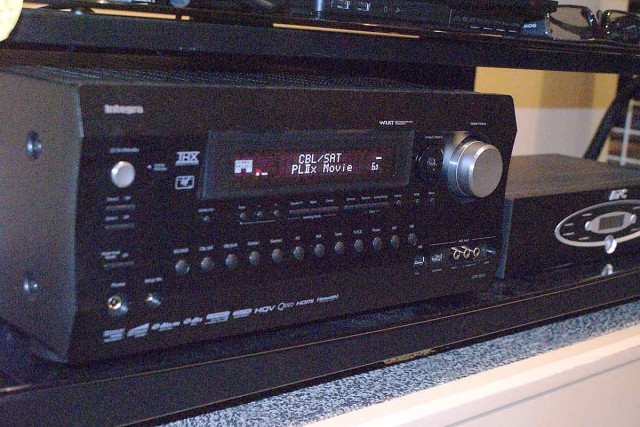 Integra DTR-50.4 surround sound receiver - Stereo Barn