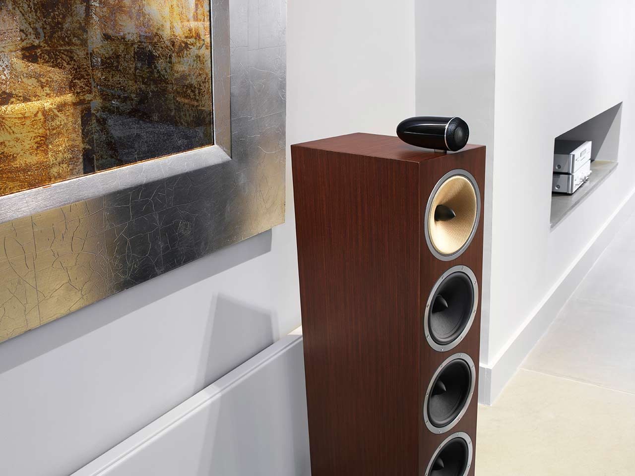 bowers and wilkins cm10 speakers cm series 39 new crown. Black Bedroom Furniture Sets. Home Design Ideas