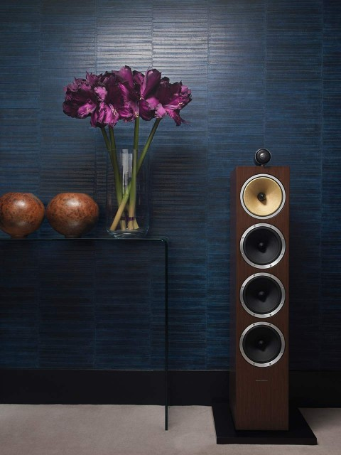 bowers-and-wilkins-cm10-speaker-wenge-table