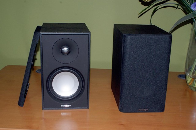 Pair of stereo speakers