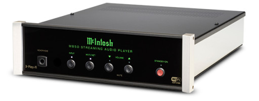 McIntosh MB50 streaming audio player for sale - Stereo Barn