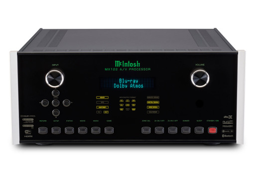 McIntosh MX122 A/V Processor for sale - Stereo Barn