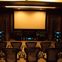 McIntosh Reference surround sound home theater setup