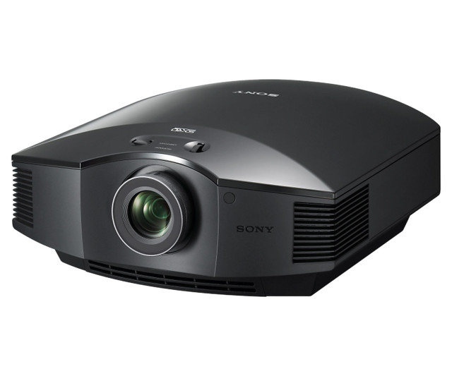 Sony VPL-HW40ES high definition projector for home theaters